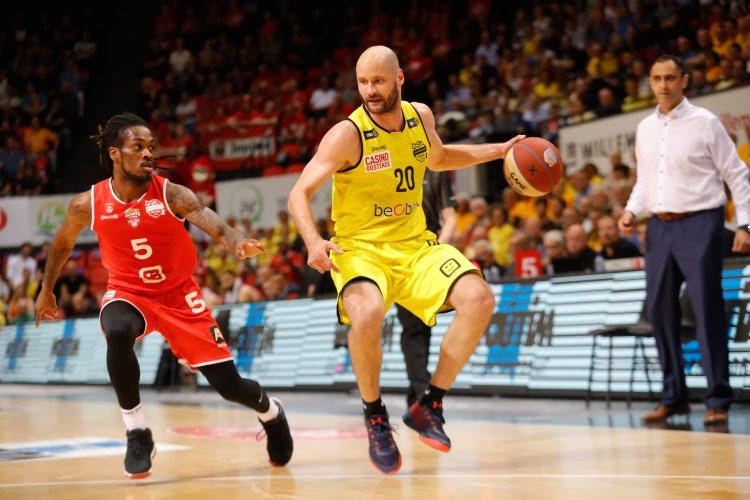 Filou Oostende zint op revanche tegen Bergen