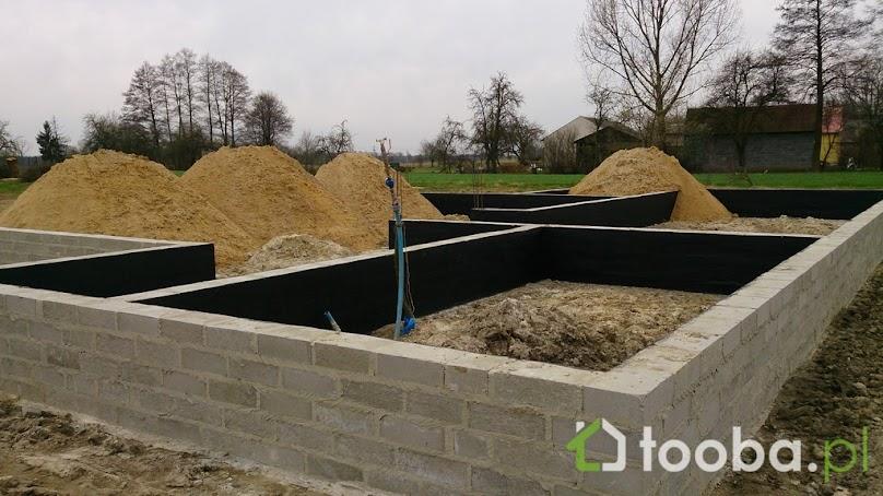Budowa fundamentów domu - zdjęcia z realizacji