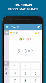 Math: mental math games, multiplication table Apk Download Free for PC, smart TV