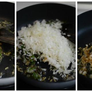 Moong sprouts curry - Mulai payaru masala - Mung Curry.