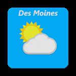 Des Moines, IA - weather