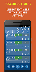 Alarm Clock & Timer & Stopwatch & Tasks & Contacts v6.1 build 157 [Paid] APK 2
