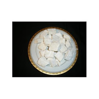Maple Syrup Marshmallows