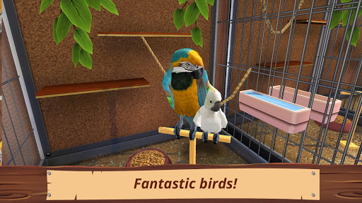 Pet World - My animal shelter - take care of them 5.6.1 screenshots 5
