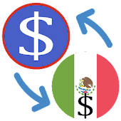 U.S. Dollar to Mexican Peso / USD to MXN Converter
