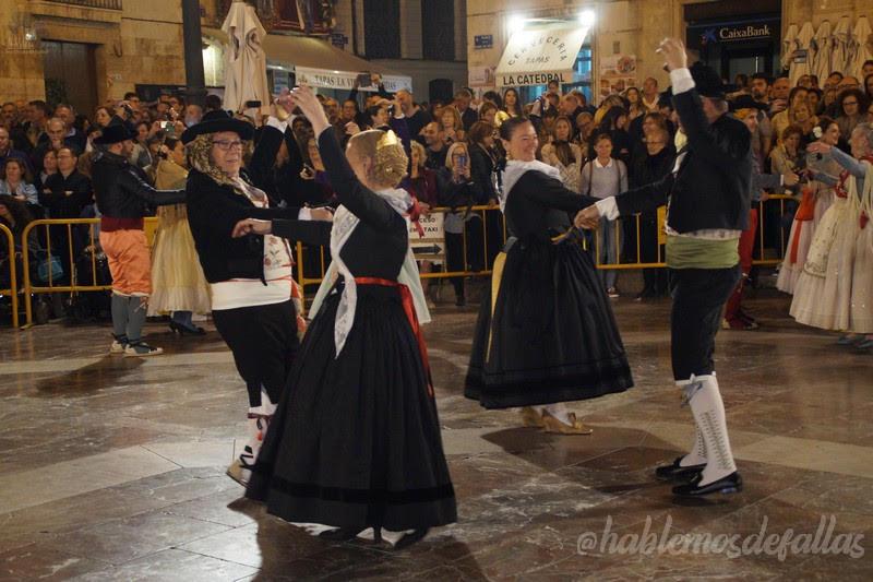 Dansà de los Grupos de la Ciudad de Valencia