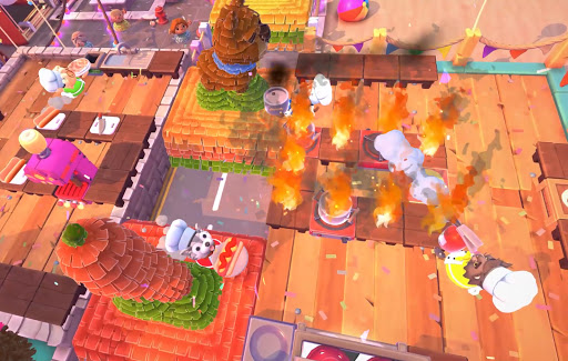 'Overcooked 2' is currently free on the Epic Games Store