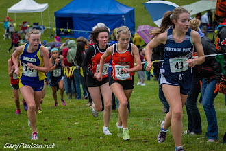 Photo: Varsity Girls 4A Eastern Washington Regional Cross Country Championship  Prints: http://photos.garypaulson.net/p517988639/e49193f64