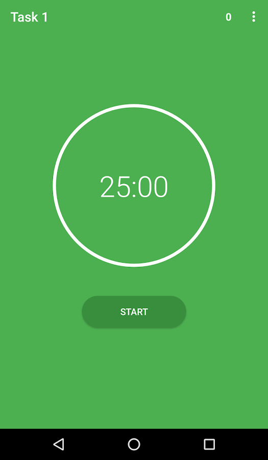 Channelize: Focus timer, Task list- screenshot