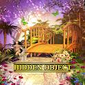 Hidden Objects World: Garden Gazing Adventure icon