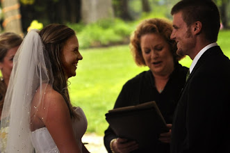 Photo: Ceremony in Progress - Duncan Estate – Spartanburg, SCPhoto Courtesy Charlie Register Photography RegisterImages.com - http://WeddingWoman.net