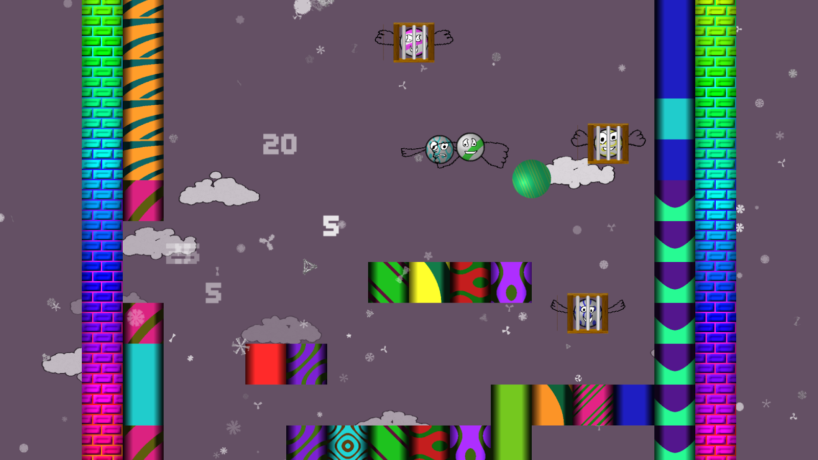 All New ChuckABall- screenshot