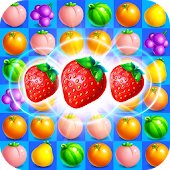 Fruits Mania-Free Match 3 Games