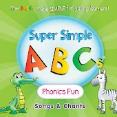 Super Simple ABCs: Phonics Fun