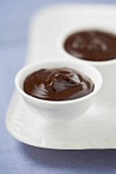 Homemade Chocolate Pudding Recipe