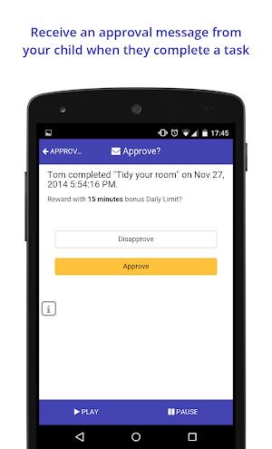21 Screen Time Parental Control App screenshot