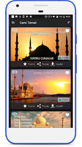 ZAMZAM-Cuma Mesajları screenshot 2