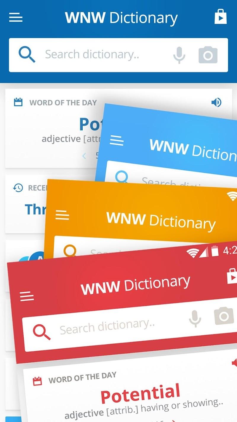 Webster's Dictionary+Thesaurus Screenshot 3