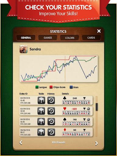 Pinochle (Free, no Ads) 1.0.18 screenshots 12