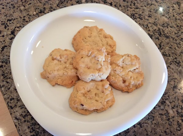 Rice Cereal Everyday Cookies Recipe