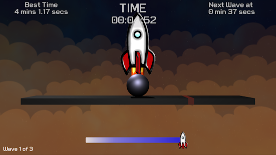 Balance the Ball- screenshot thumbnail
