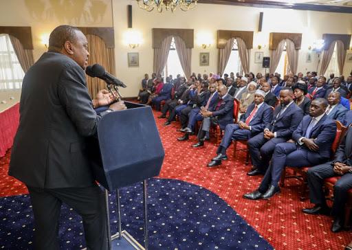 Uhuru gazettes 14-member BBI Steering Committee
