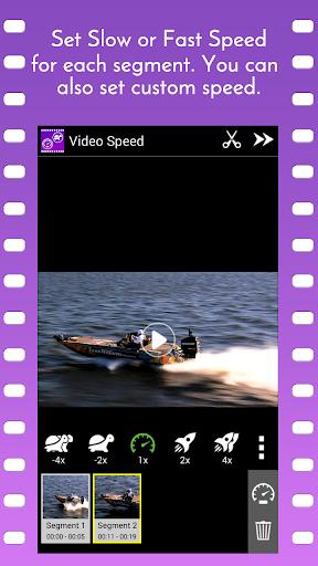 Video Speed Slow Motion & Fast 1.79 screenshots 3