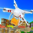 Drone Food Delivery Service