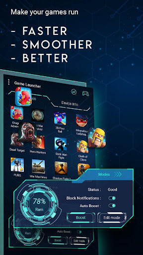 Game Booster - Speed up your games 1.0.22 screenshots 1