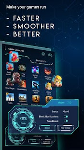Game Booster - Speed up your games Screenshot