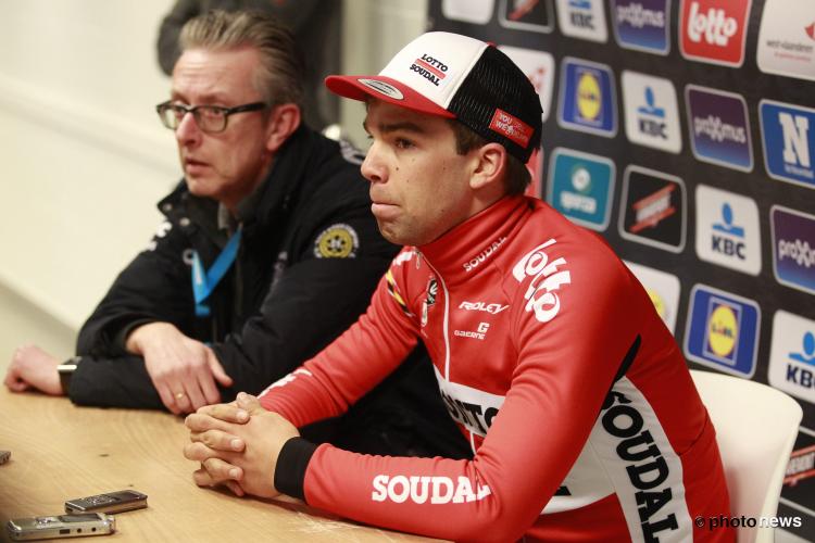 Cyclisme: Debusschere est ambitieux