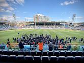 Charleroi à l'amende pour les incidents du match contre Eupen