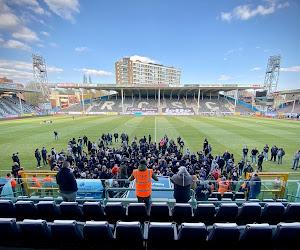 UPDATE: Charleroi-Eupen wordt met halfuur uitstel afgetrapt