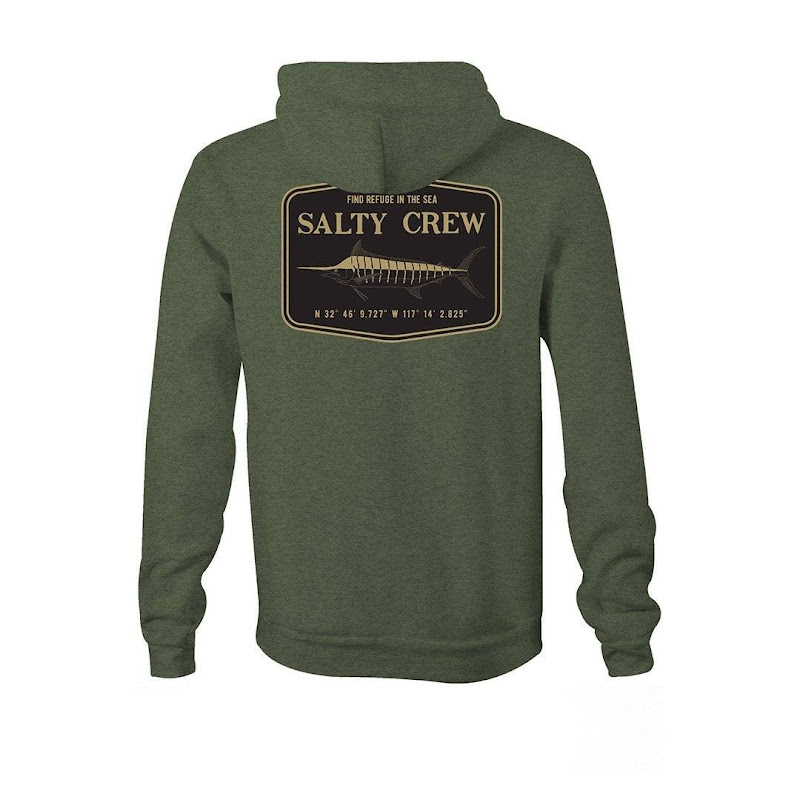 Salty Crew - Fall/Winter 2018 Collection