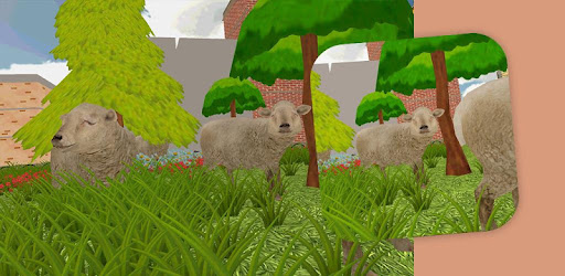 Sheep Survival Simulator game (apk) free download for Android/PC/Windows screenshot