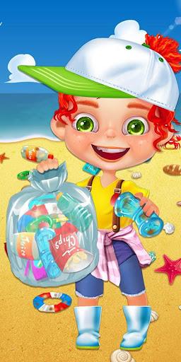 Kids Mission - Ocean Cleanup