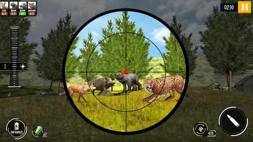 Wild Animal Hunting 2020 Free 1.4 screenshots 21