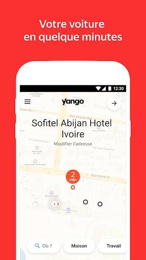 Yango – commandez une voiture en ligne screenshot 4