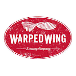 Logo for Warped Wing Brewery