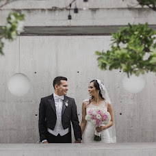 Wedding photographer Checo Barragán (checobarragan). Photo of 02.10.2018