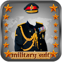 Military Photo Suit icon