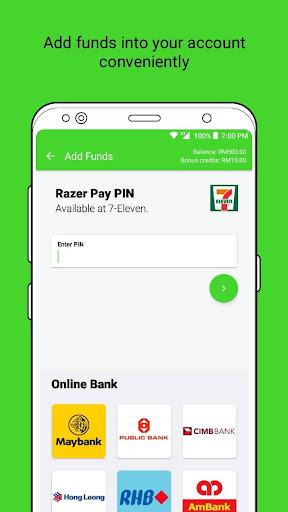 Razer Pay Malaysia Hack, Cheats & Hints | cheat-hacks com