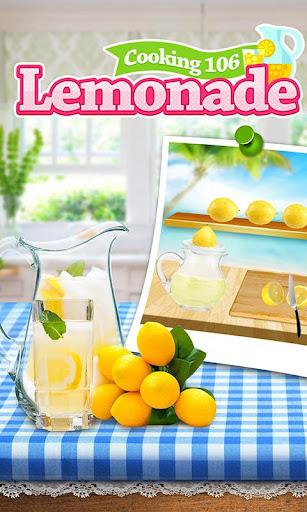 廚神料理王 - 檸檬水