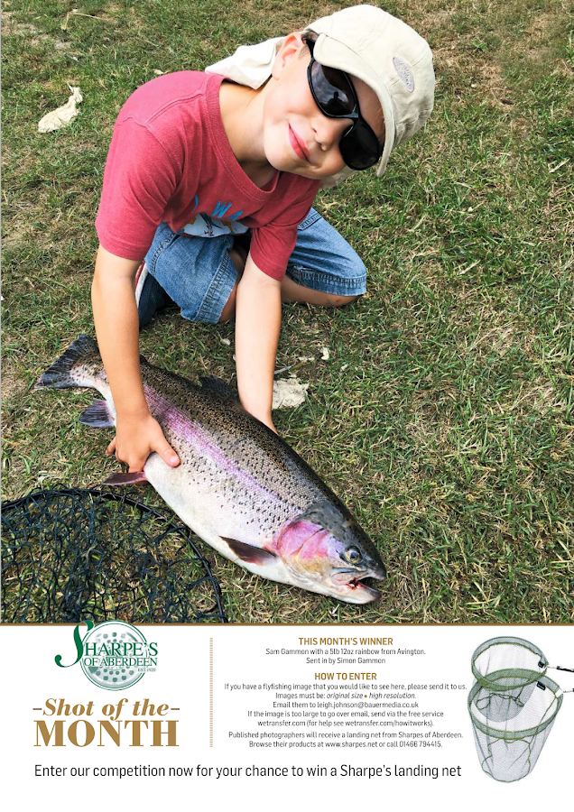 Trout Fisherman- screenshot
