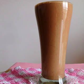 Chocolate Espresso Smoothie.