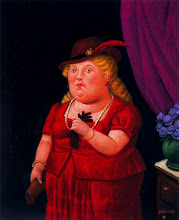 "Photo: ""Dona"" Fernando Botero"