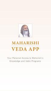 Maharishi Veda screenshot 0