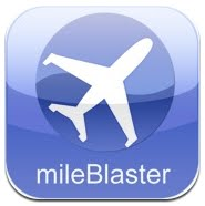 mileblaster iphone app
