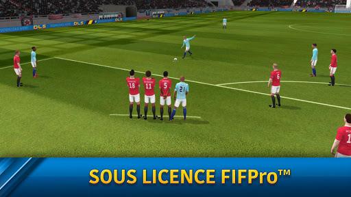 Code Triche Dream League Soccer APK MOD (Astuce) screenshots 5
