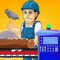 Furniture Maker Factory: Furniture Builder Game icon